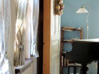 Interiér - Modrý Mlýn
